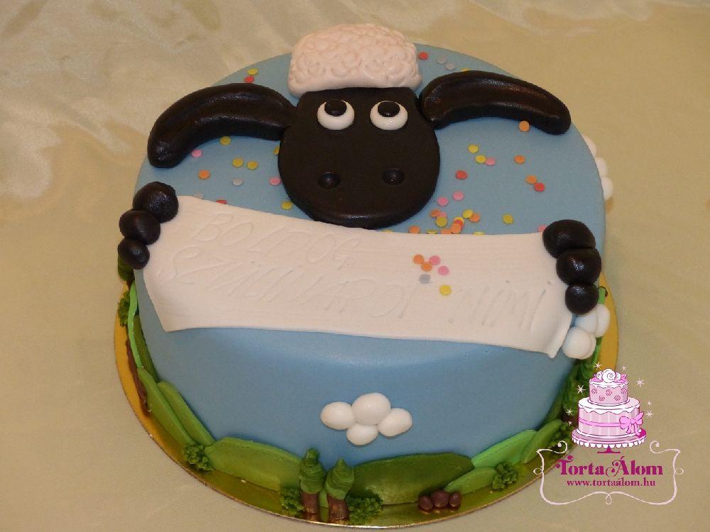 bárány torta képek Tortaálom | Formatorta | Shaun a bárány torta bárány torta képek