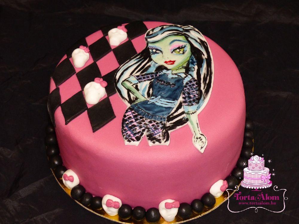monster high torta képek Tortaálom | Formatorta | Monster High torta monster high torta képek