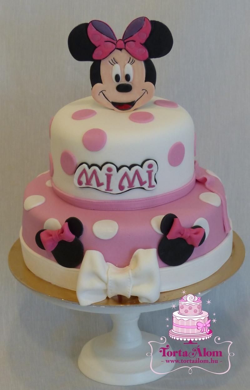 minnie torta képek Tortas De Minnie Mouse Bebe   #Softland minnie torta képek